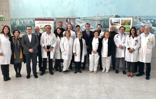 El primer programa de ejercicio físico diseñado a la medida de los pacientes con cardiopatías se activa en Murcia - 4, Foto 4