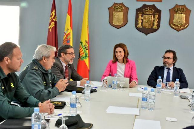 La Alcaldesa de Archena exige a la Delegación del Gobierno la inminente reposición de agentes de la Guardia Civil del puesto de Archena - 2, Foto 2