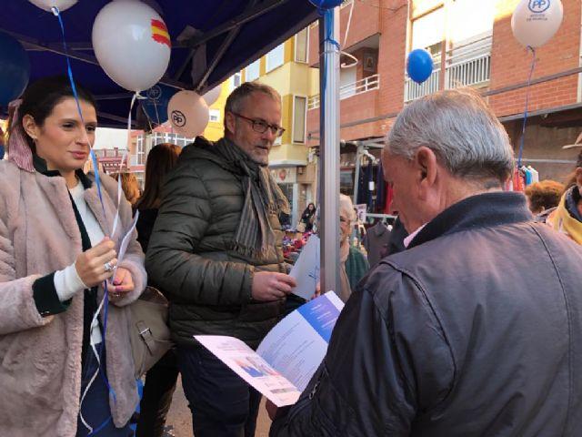 Domingo Segado: El modelo del PP que baja impuestos y crea empleo es el que funciona - 1, Foto 1