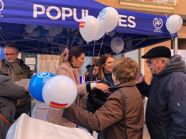 Domingo Segado: El modelo del PP que baja impuestos y crea empleo es el que funciona - 2, Foto 2