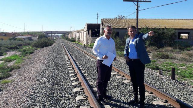 El Alcalde reclama al Gobierno de España que aclare por qué se está retrasando la llegada del AVE a Lorca y defina cuál será la propuesta definitiva para el soterramiento - 1, Foto 1