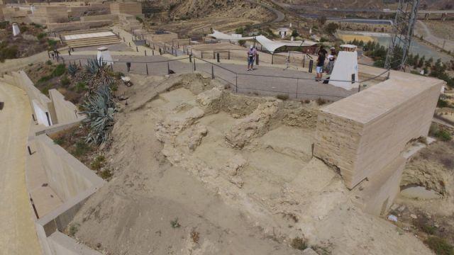 La Comunidad Autónoma destina 55.000 euros al Castillo de Nogalte - 1, Foto 1