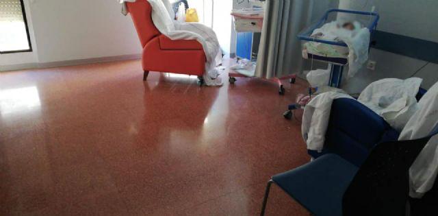 El PSOE traslada a la gerencia del área III y a la Consejería de Salud las quejas de pacientes de la unidad de neonatología de Rafael Méndez y reclama mejoras - 1, Foto 1