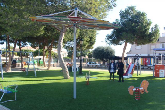 El Ayuntamiento de San Pedro del Pinatar reforma parques y zonas infantiles - 3, Foto 3
