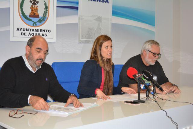 El Ayuntamiento de Águilas destinará más de 600.000 euros al Programa Águilas T-Forma - 1, Foto 1