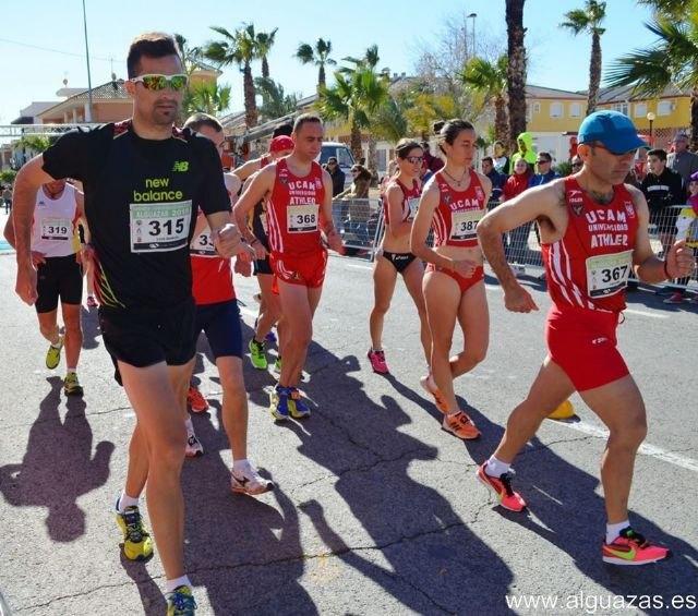 Alguazas acogerá el Campeonato Regional de Marcha Atlética - 1, Foto 1
