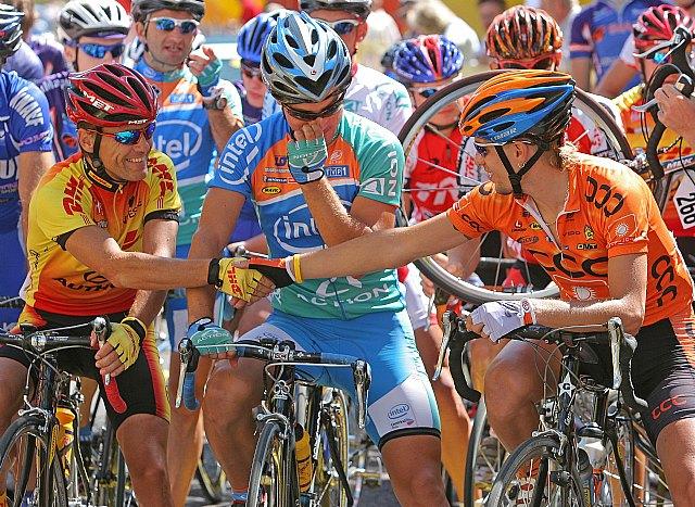 La Vuelta Ciclista a la Región de Murcia presenta un panorama complicado - 1, Foto 1