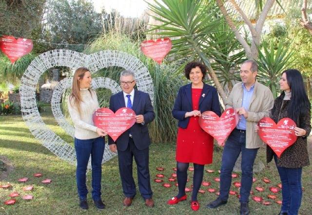 Comercio presenta la campaña Puerto Lumbreras te enamora para fomentar las compras en San Valentín - 1, Foto 1