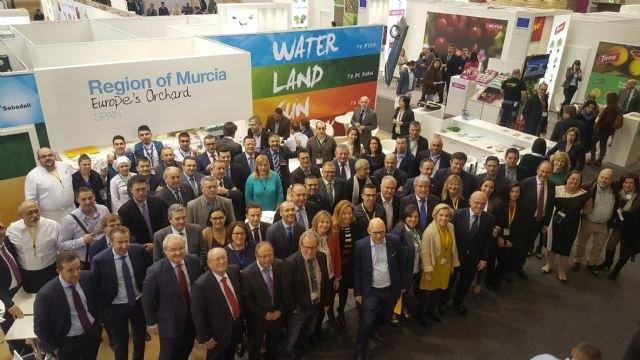 La Región de Murcia mantiene su liderazgo como principal provincia española exportadora de frutas y hortalizas al mundo, Foto 1