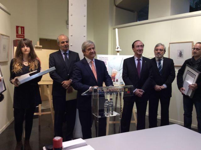 Correos entrega los premios del iii concurso nacional de for Oficina correos murcia