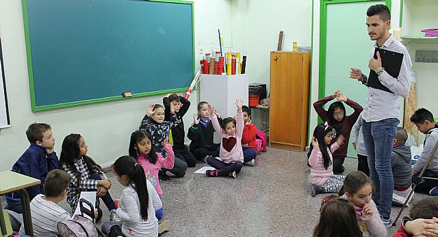 Una escape room (habitación de escape) en el CEIP Deitania Comarcal, Foto 1