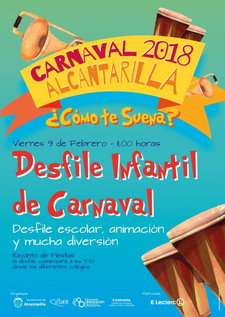 Alcantarilla celebra el próximo domingo el gran desfile de Carnaval y mañana viernes será el Infantil - 2, Foto 2