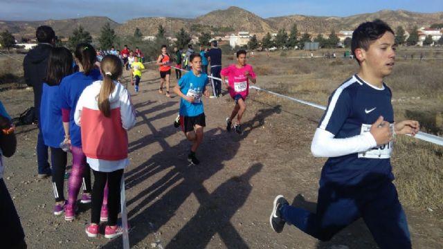 Un total de 18 escolares de Totana participan en la Final Regional de Campo Través de Deporte Escolar, para las categorías infantil, cadete y juvenil, Foto 4
