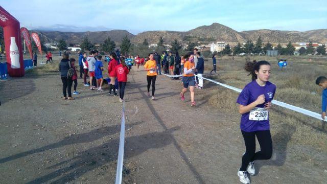 Un total de 18 escolares de Totana participan en la Final Regional de Campo Través de Deporte Escolar, para las categorías infantil, cadete y juvenil, Foto 8