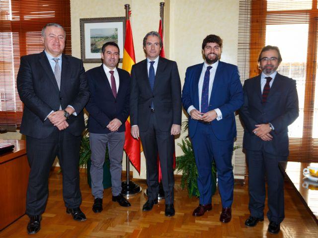 El Ministro de Fomento anuncia 838 metros de soterramiento en el municipio de Alcantarilla - 2, Foto 2