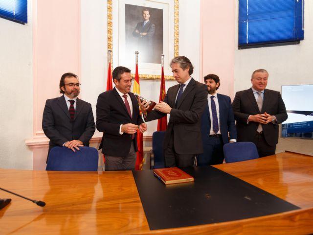 El Ministro de Fomento anuncia 838 metros de soterramiento en el municipio de Alcantarilla - 4, Foto 4