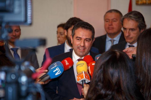 El Ministro de Fomento anuncia 838 metros de soterramiento en el municipio de Alcantarilla - 5, Foto 5