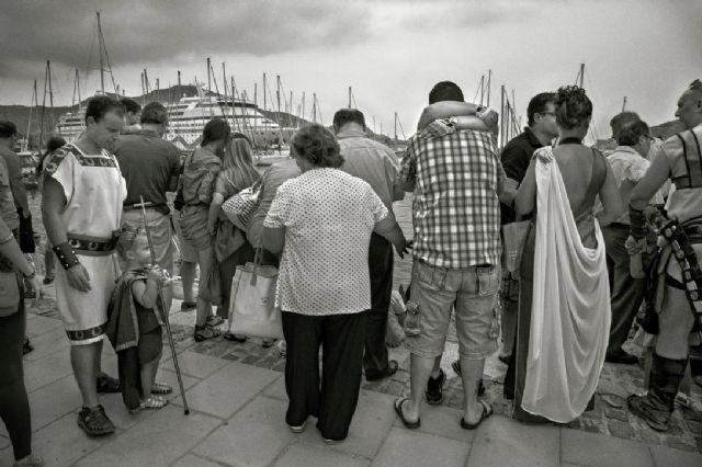 La asociación fotográfica de Cartagena Click! muestra en El Batel la exposición Cartagena, Ciudad Portuaria - 1, Foto 1