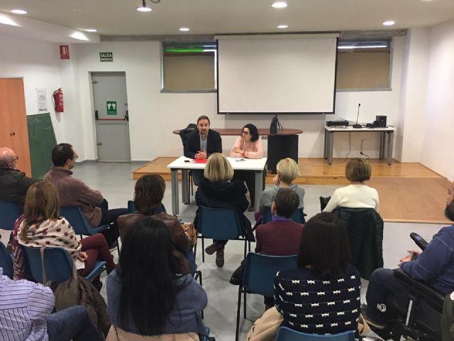 Diego José Mateos propone la ampliación de la casa municipal de las ONG´s para atender la amplia demanda de usuarios - 1, Foto 1