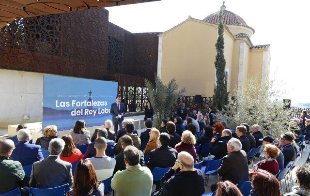 ´Las Fortalezas del rey Lobo´ dominarán el primer parque arqueológico que recupera las raíces medievales de Murcia - 1, Foto 1