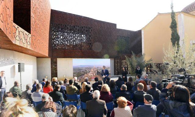 ´Las Fortalezas del rey Lobo´ dominarán el primer parque arqueológico que recupera las raíces medievales de Murcia - 2, Foto 2