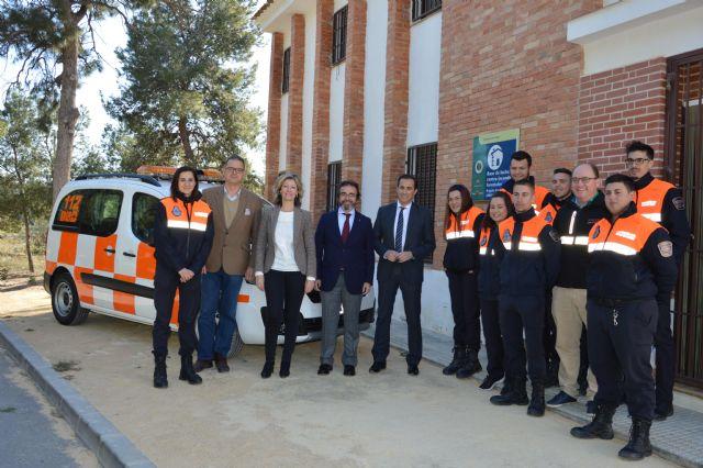 Protección Civil del Valle de Ricote estrena nuevo vehículo - 1, Foto 1