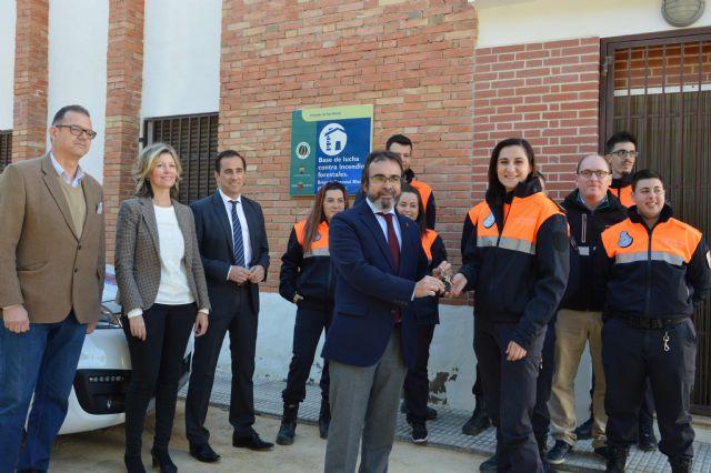 Protección Civil del Valle de Ricote estrena nuevo vehículo - 2, Foto 2
