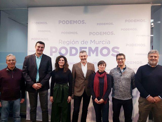 Podemos ha elegido a las personas que saldrán a ganar los municipios en 2019, Foto 1