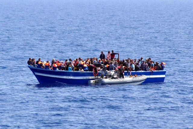 Concentración en memoria de los más de 2.255 fallecidos el pasado 2018 en el Mediterráneo - 1, Foto 1