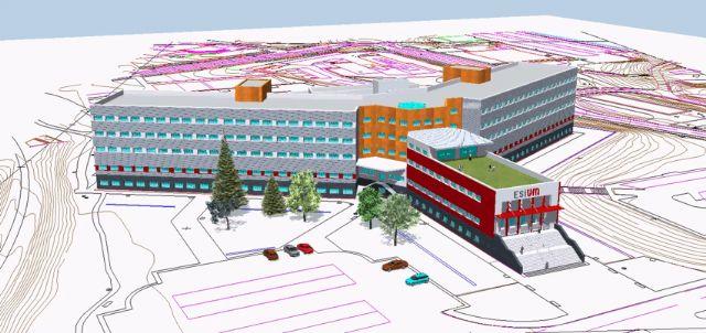 La UMU convertirá la facultad de Medicina y Enfermería del campus de Espinardo en el 'Edificio de Servicios Integrados' - 1, Foto 1