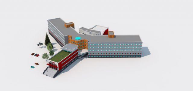 La UMU convertirá la facultad de Medicina y Enfermería del campus de Espinardo en el 'Edificio de Servicios Integrados' - 2, Foto 2