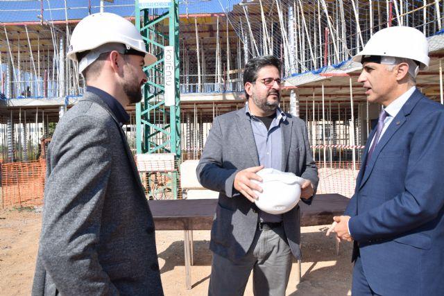EMITE, surgida en la UPCT, invertirá 800.000 euros en la construcción de su nueva sede en el Parque Tecnológico - 1, Foto 1
