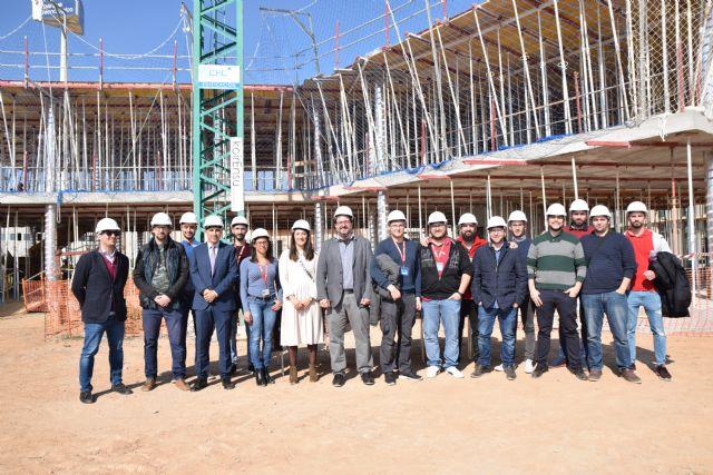 EMITE, surgida en la UPCT, invertirá 800.000 euros en la construcción de su nueva sede en el Parque Tecnológico - 2, Foto 2