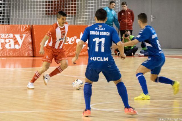La Junta de Gobierno prorroga un año más el convenio con el Fútbol Sala Cartagena - 1, Foto 1