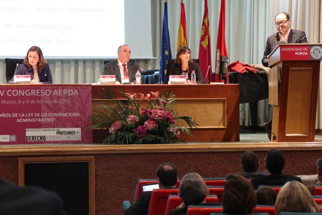 El catedrático Jesús Jordano analiza en la UMU las limitaciones que afectan a la legislación medioambiental - 3, Foto 3
