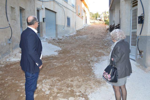 Han dado comienzo las obras en la calle Aduana pertenecientes al Plan de Obras y Servicios - 1, Foto 1