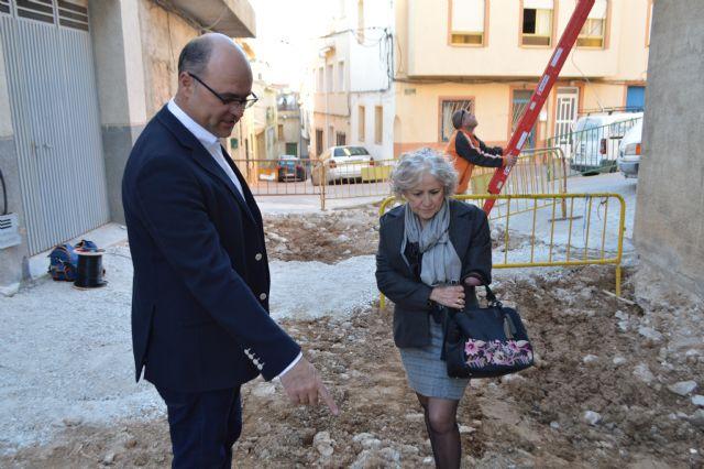 Han dado comienzo las obras en la calle Aduana pertenecientes al Plan de Obras y Servicios - 2, Foto 2