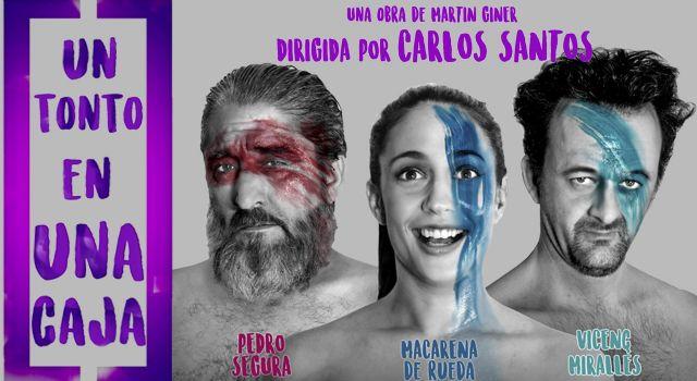 El Certamen de Comedias de La Palma dará dos funciones de ´Un tonto en una caja´ - 1, Foto 1