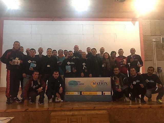 Jornada de deporte terapeútico en C.P. Murcia I, Foto 1