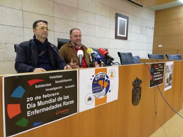 D´Genes presenta el programa de actividades organizadas para conmemorar el Día Mundial de las Enfermedades Raras - 2, Foto 2
