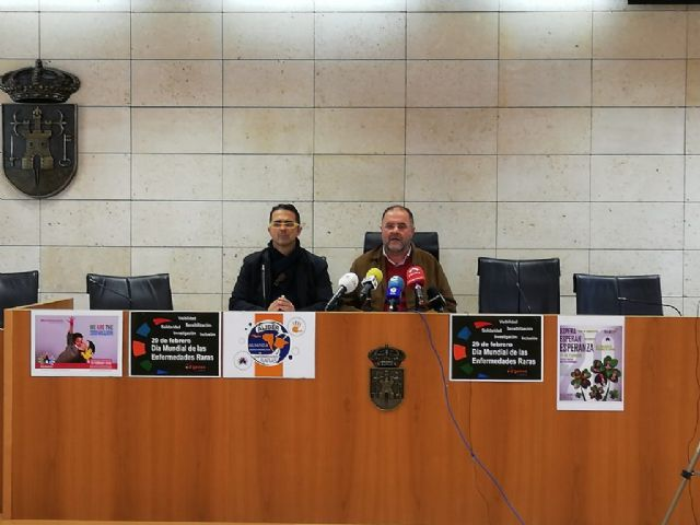 D´Genes presenta el programa de actividades organizadas para conmemorar el Día Mundial de las Enfermedades Raras - 4, Foto 4