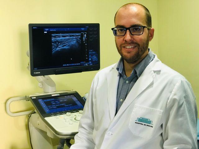 José Alberto Egea López, nuevo jefe de servicio de imagen diagnóstica del Hospital de Molina - 1, Foto 1
