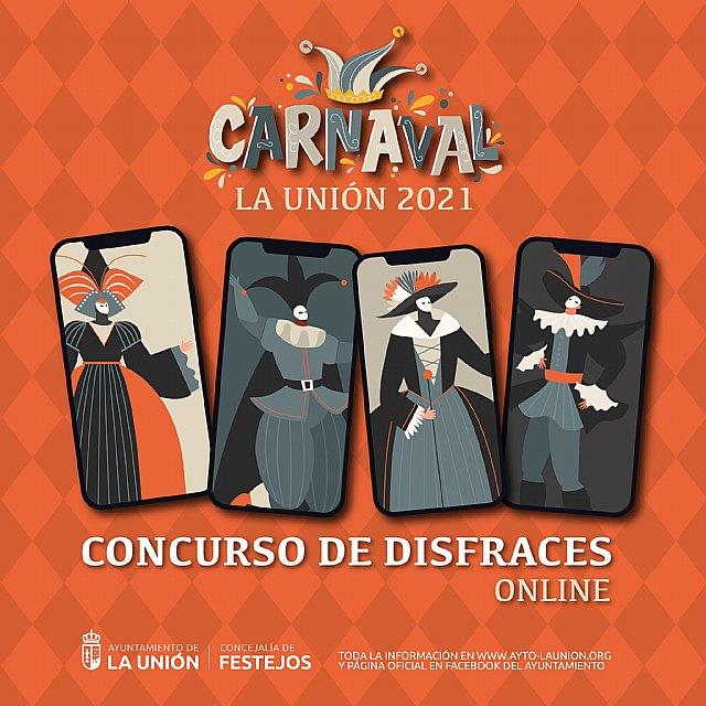 La Unión celebra su carnaval 2021 online - 1, Foto 1