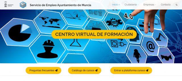 El Servicio de Empleo oferta 80 cursos y 12 seminarios online gratuitos para el año 2021 - 1, Foto 1