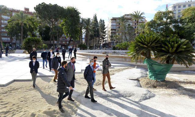 La Plaza Circular se convertirá en uno de los hitos de entrada a Murcia - 2, Foto 2