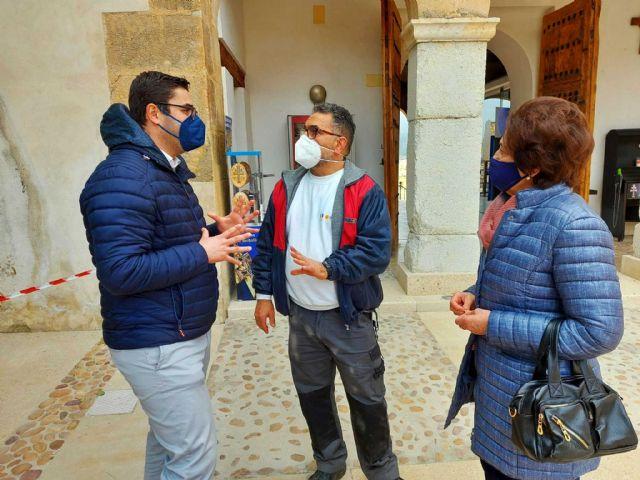 El Ayuntamiento de Caravaca realiza la segunda fase de las obras de mejora y actualización de la Red de Museos - 1, Foto 1