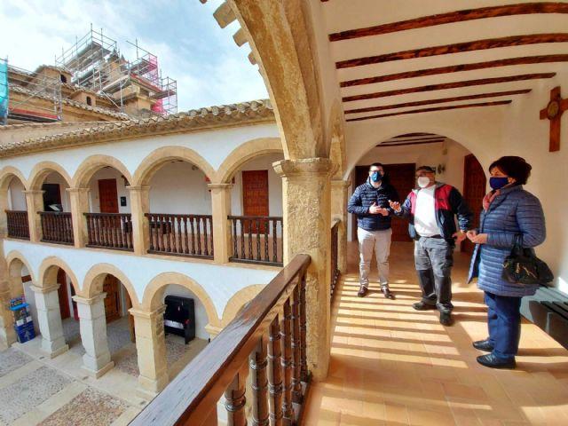 El Ayuntamiento de Caravaca realiza la segunda fase de las obras de mejora y actualización de la Red de Museos - 2, Foto 2