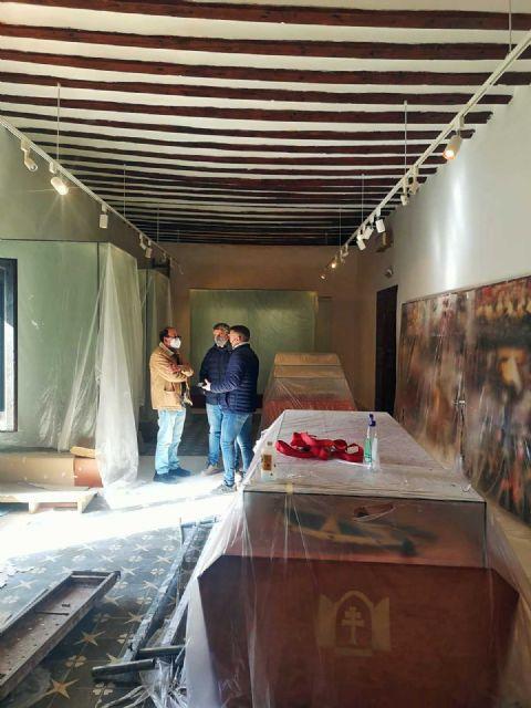 El Ayuntamiento de Caravaca realiza la segunda fase de las obras de mejora y actualización de la Red de Museos - 3, Foto 3