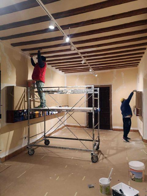 El Ayuntamiento de Caravaca realiza la segunda fase de las obras de mejora y actualización de la Red de Museos - 4, Foto 4
