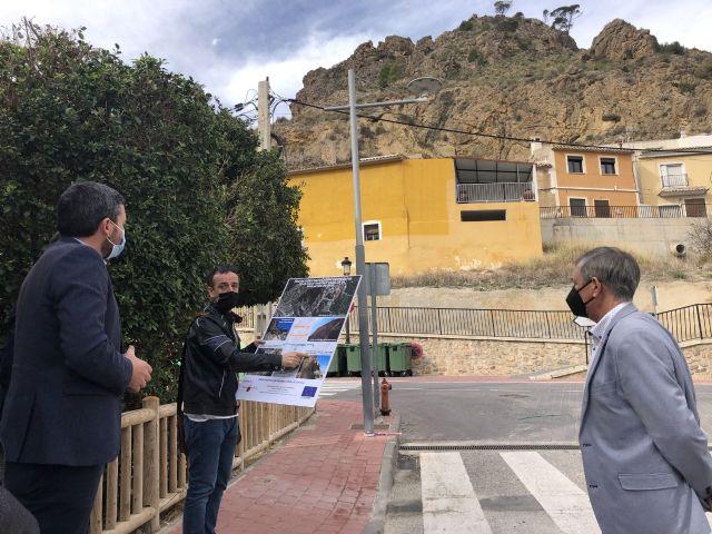 El Gobierno regional realizará obras de consolidación de laderas de monte en el municipio de Ojós por 181.000 euros - 1, Foto 1